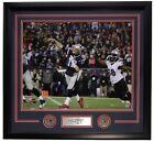 Tom Brady New England Patriots Framed 16x20 Photo Engraved Signature