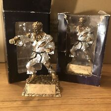 Pair - Monster Karate / Martial Arts Trophy (Mr-769) by Decade Awards