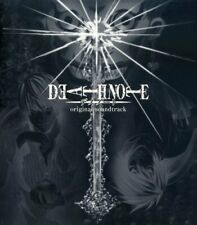 Death Note Original Soundtrack Japan Import New