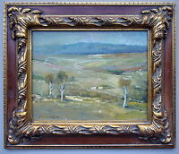Stephen Tandori Australian Interior framed Oil painting