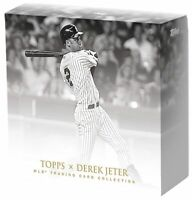 2020 Topps X Derek Jeter Sealed Box Sold Out Exclusive! Parallel, Auto? NEW!