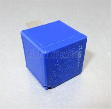 558-Renault (2010-2017) 4-Pin Blue Relay 8200337666 Tyco V23136-J4-X60 12V 70A