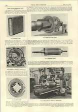 1915 Turbo Generator Sets