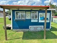 2013 - 7' x 14' Snowball Concession Trailer / Used Shaved Ice Concession Trailer