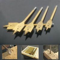 6/8/13pcs Wood Drill Bit Box Set Spade Flat Hex Shank Bits 150mm Length 6mm-35mm