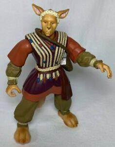Vintage Warriors of Virtue TSUN 6 inch Action Figure 1997 Kangaroo