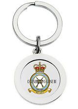 ROYAL AIR FORCE REGIMENT KEY RING (METAL)