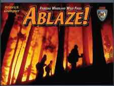Ablaze! Fighting Woodland Wild Fires The Firefighter Board Game Mayfair 4403 NEW