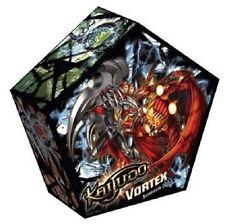 Kaijudo Vortex Premiere Box 5 Booster Packs + guide