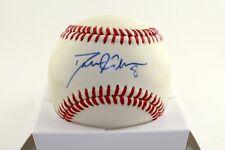 Dallas McPherson Signed Autograph Auto Baseball Marlins Angels