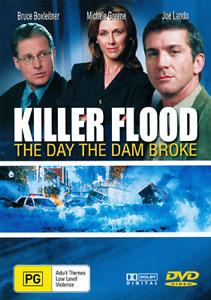 Bruce Boxleitner Michele Greene Joe Lando KILLER FLOOD: DAY THE DAM BROKE DVD