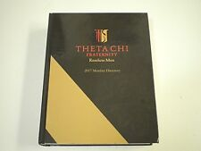THETA CHI Fraternity 2017 MEMBER DIRECTORY Business Marketing Contacts HUGE BOOK
