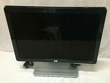"""HP w1907 LCD 19"""" Widescreen Computer Monitor w/Built in Speakers & DVI/VGA Input"""