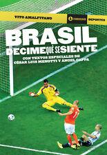 FIFA WORLD CUP 2014 BRASIL DECIME QUE SE SIENTE Book Argentina