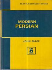 MODERN PERSIAN  MACE JOHN TEACH YOURSELF BOOKS 1969 TEACH YOURSELF BOOKS