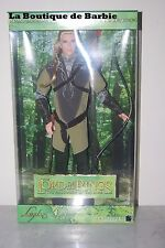 KEN DOLL AS LEGOLAS IN THE LORD OF THE RINGS: THE FELLOWSHIP OF THE RINGS, NRFB