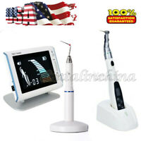 Obturation System Endo Heated Pen Dental 16:1 LED Endo Motor  Apex Locator
