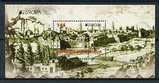 Macedonia 2017 MNH Europa Castles 1v M/S Architecture Tourism Stamps