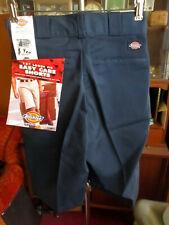 "NEW NWT 26 Dickies 42283 Mens Multi Pocket Work Shorts 13"" Inseam BLUE"