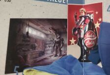 Fallout 4 Collector Two Poster Set from Loot Crate NEW
