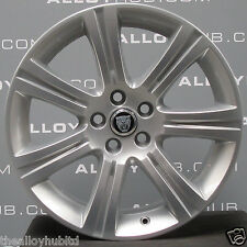 "GENUINE JAGUAR XK X150 VENUS 7 SPOKE 18""INCH SINGLE REAR ALLOY WHEEL X1 9.5J"