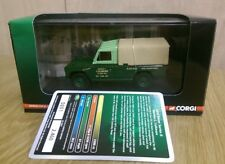 Corgi VA07610 Land Rover Series II Ltd Edition No. 0001 of 2460