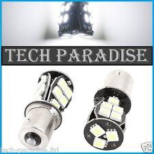 2x Ampoule 21 LED CanBus anti erreur error free Blanc White P21W BA15S 1156 R5W