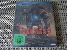 Blu Steel 4 U: Iron Man 3 (G) : German Release Limited Edition Steelbook Sealed