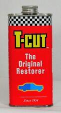 T-CUT THE ORIGINAL COLOUR RESTORER FOR CARS, CARAVANS,BOATS,uPVC,MOTORHOME-300ML