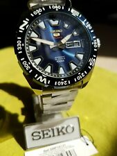 Seiko 5 Sports Automatic 24 Jewels Japan Made SRP747 SRP747J1 Men's Watch