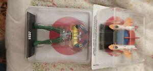 2 Anime robot collection Jeeg Robot D'acciaio + N 69 Big Shooter Figure No...