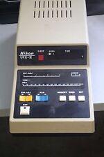 NIKON  UFX-II MICROSCOPE CAMERA  CONTROLLER
