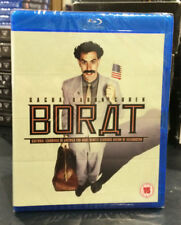 BORAT [Blu-ray Disc] (2006) Kazakhstan Sacha Baron Cohen Rare Movie UK Import
