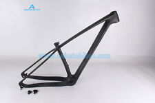 Sale!Full Carbon UD Matt Mountain Bike MTB 29ER Cycling Frame $350 Free Shipping
