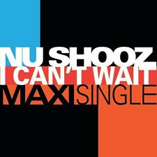 Nu Shooz - I Cant Wait (Maxi Single) [New CD]