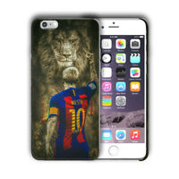 Iphone 4S 5 6 6S 7 8 X XS Max XR 11 Pro Plus SE Case Cover Leo Messi  Soccer n5