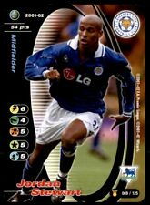 Wizards of the Coast (Title Race) 2001/02 Jordan Stewart Leicester City No. 69