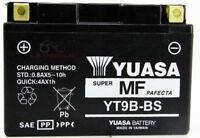 BATTERIA YUASA YT9B-BS ORIGINALE YAMAHA T MAX TMAX 500 ANNO 2005-2006-2007