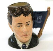 Royal Michael Doulton D6808 Mug Planter Bust *Signed* 1988
