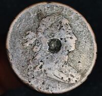 1798 Draped Bust Large Cent 1C Good Details Full Liberty US Copper Coin CC7066