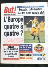 BUT Football 5/12/1995; Coupe de France/ Ligue des champions/ Dopage/ Dunkerque