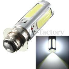 1pc Pure White COB LED Car Motor Bike/ATV Headlight Bulb Fog Light H6M PX15d HOT