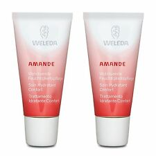 2 PCS Weleda Almond Soothing Facial Lotion 30ml Skincare Moisturizing #17000_2