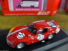 1/43 Best 9193 Alfa Romeo TZ2 Monza 1967 Pilette-Trosch #27