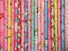 Lot de 20 tissus Hello Kitty Patchwork chaque tissu 20x20cm