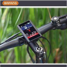 Electric bicycle 8FUN BAFANG NEW COLORFUL LCD 850C/DPC-14 display