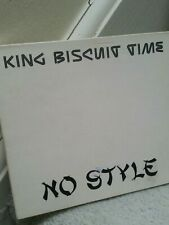 King Biscuit Time ‎– No style RARE promo 4 track