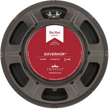 "Eminence Red Coat The Governor 12"" Guitar Speaker 8 Ohm"