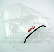 S: 06 Spitfire Windshield Slipstreamer  S-06 CLEAR 1 1/4 Honda CB750