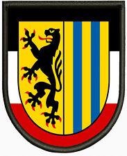 Wappen von Leipzig Aufnäher ,Pin, Aufbügler